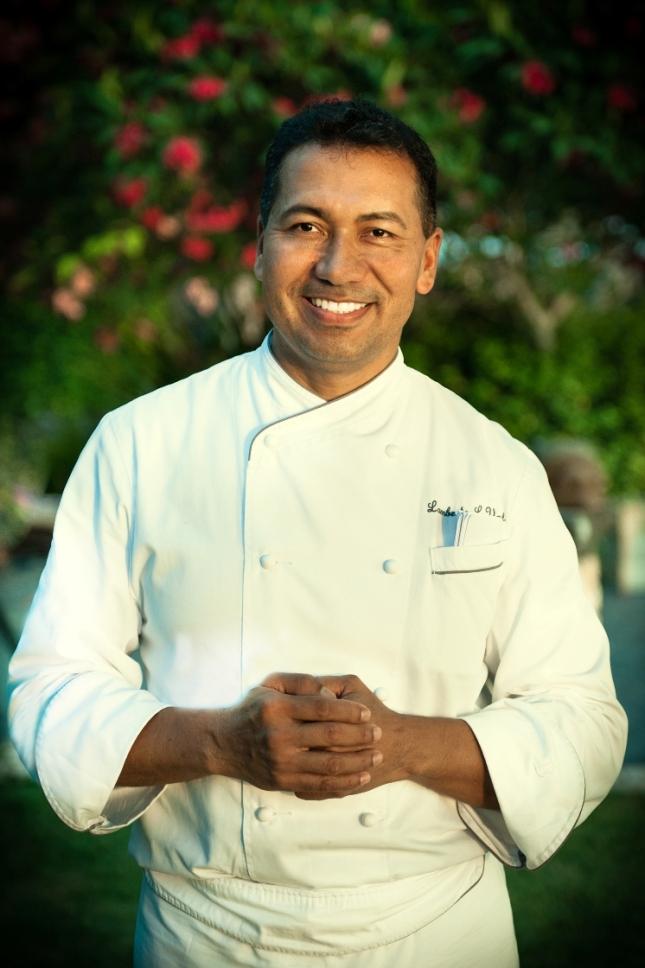 Keraton at The Plaza - Chef Lamberto Valdez