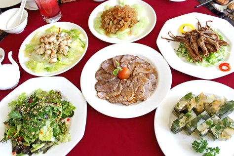 Kong's Family Cuisine - Six Arts Cold Appetizers 2