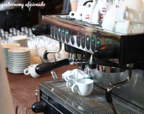 Le Meridien Jkt - A New Coffee Perspective - Espresso Machine