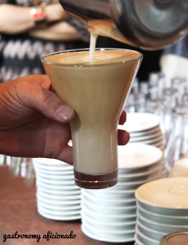 Le Meridien Jkt - A New Coffee Perspective - Iced Cappuccino