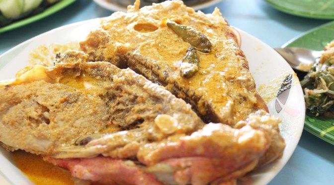 Restaurant Review: RM Pak Slamet