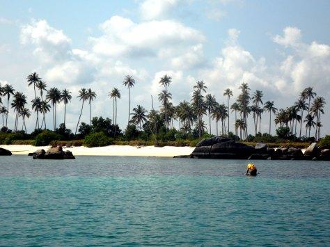 Tanjung Kelayang - Beach