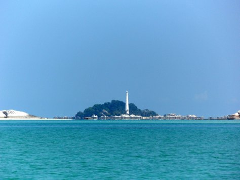 Tanjung Kelayang - Pulau Lengkuas - Mercu Suar 2