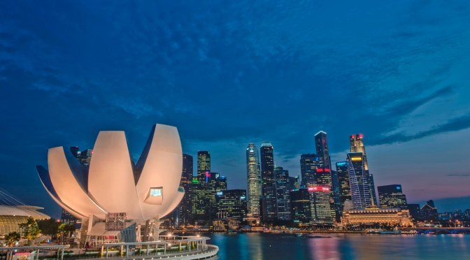 Art & Architectural Feats of Marina Bay Sands (iMAGZ, May-Jul 2013)