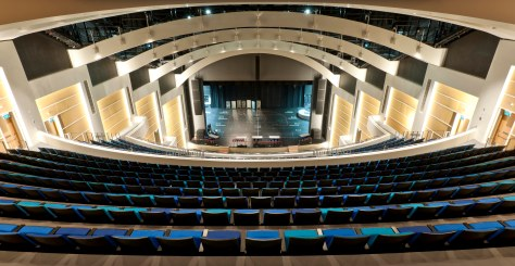 Grand Theater Interior (Credit to MBS)