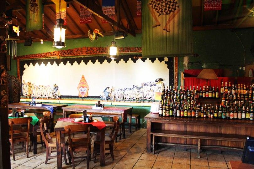 Mbah jingkrak setiabudi interior 1y the gastronomy for Design interior di jakarta