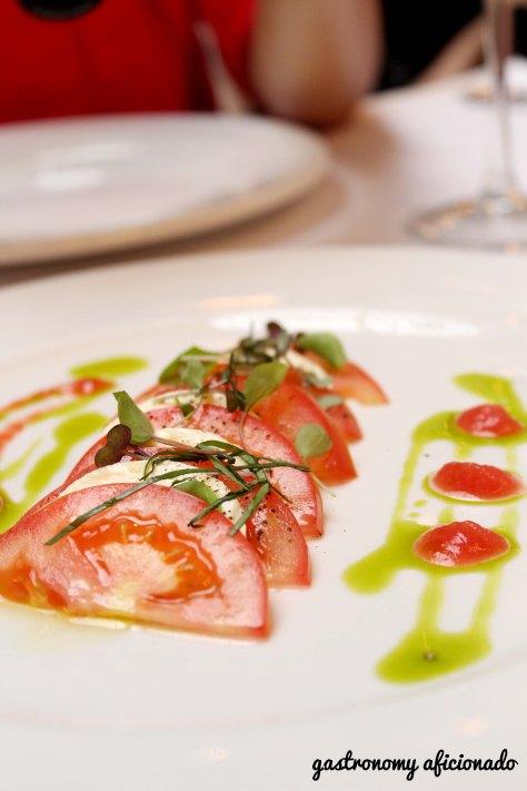 Tomato Bocconcini Salad