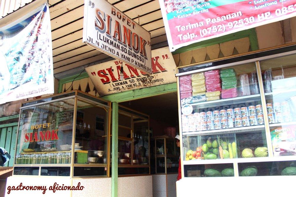 Quikskoop™: Bofet Sianok (Payakumbuh - West Sumatra, Indonesia) (1/2)
