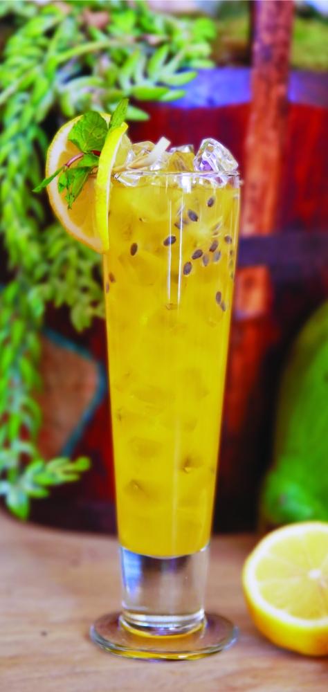 Mulia Bali - Mocktails
