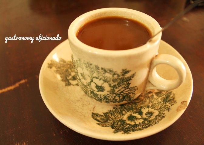 Nan Yo Baru - Black Coffee