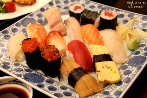 Tenku Sushi Gozen - Assorted Premium Sushi Set