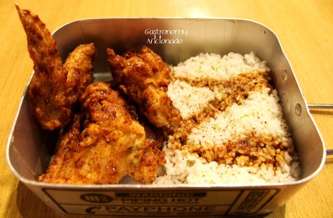 Wings & Rice