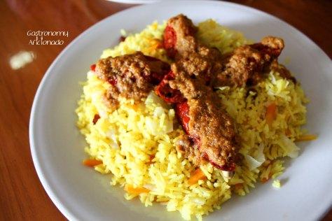 Shish Kebab Kabuli