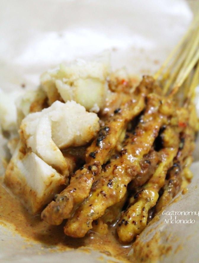 Sate Ayam Sinar Jaya - Sate Ayam 1