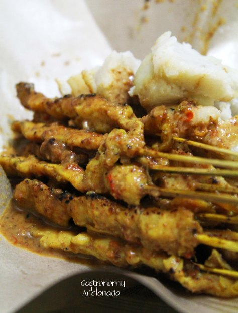 Sate Ayam Sinar Jaya - Sate Ayam 2