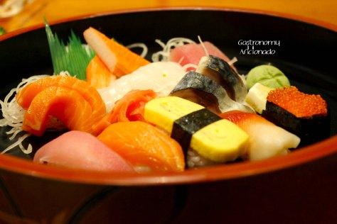 Shiosai - Sushi & Sashimi Set