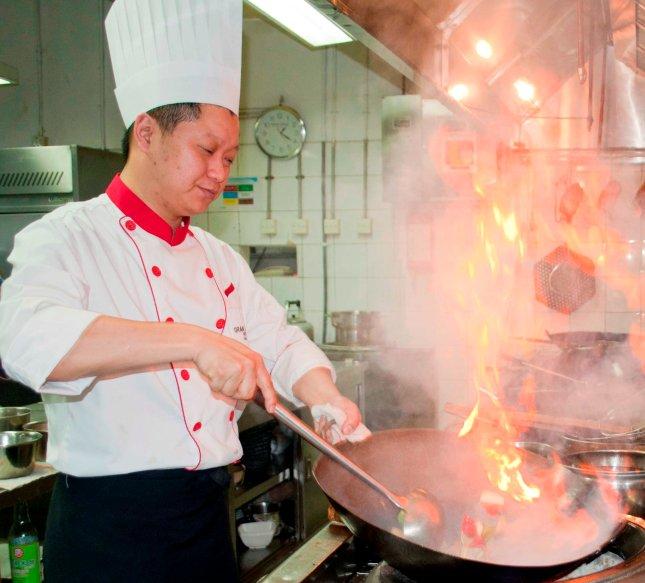 Gran Melia - Chef Ken Choy
