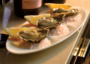 For The Love of Oysters at Rosso, Shangri-La Hotel, Jakarta