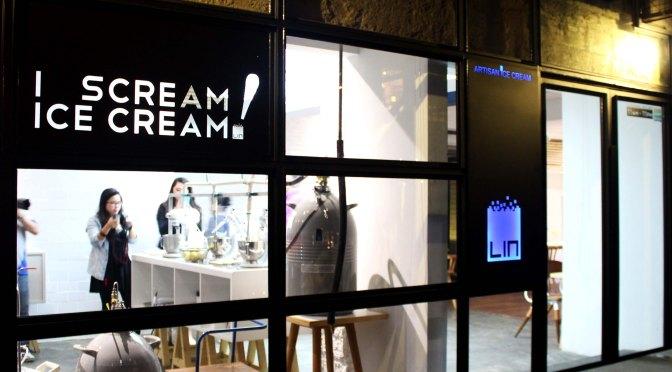 Quikskoop™: LIN Artisan Ice Cream