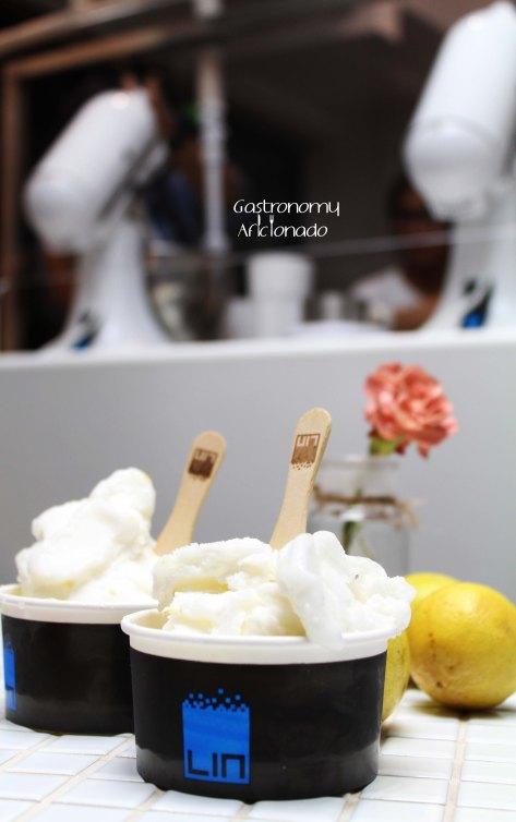 LIN - Lemon Ice Cream