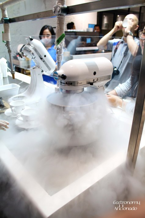 LIN - Liquid Nitrogen in Action!