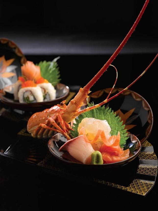 Nishimura, Shangri-La Hotel, Jakarta - Luscious Lobster
