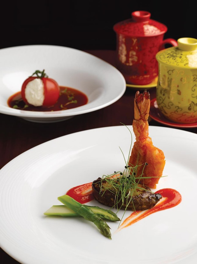 Shang Palace, Shangri-La Hotel, Jakarta - Tea Wonders