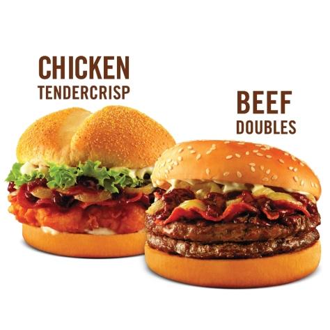 BK Indonesia - Rendang Burgers