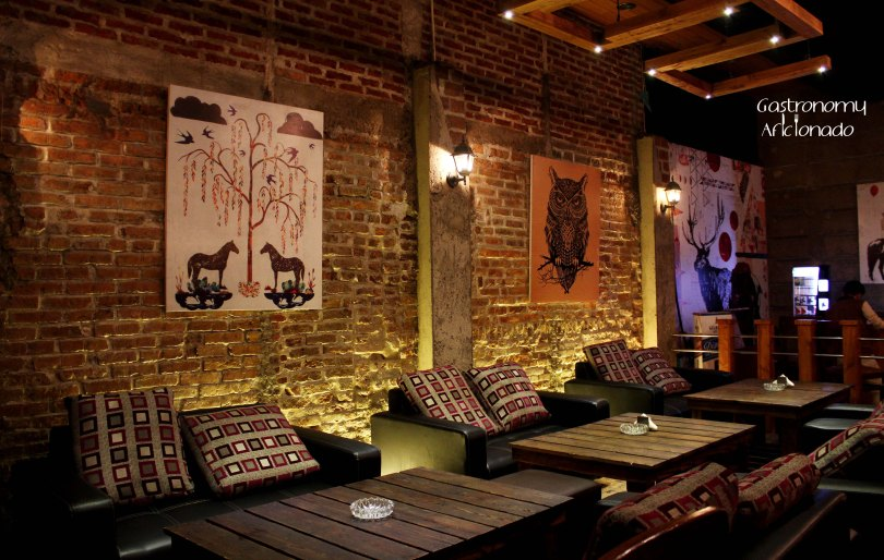 Chinook interior the gastronomy aficionado for Design interior di jakarta