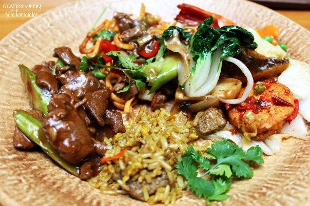 C's Steak & Seafood Restaurant - Asian Wok