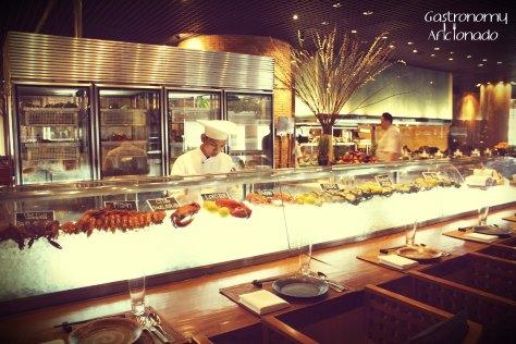 C's Steak & Seafood Restaurant - Interior