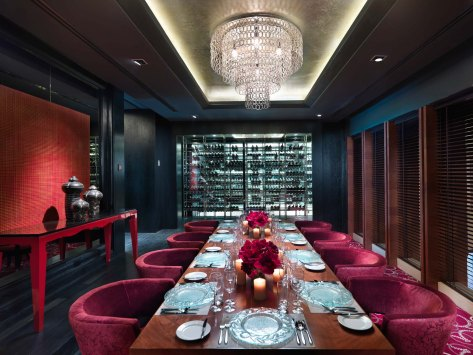 Mandarin Oriental Jakarta - Lyon - Private Room