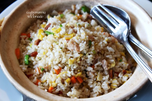Tien Chao - Fried Rice with Salted Fish