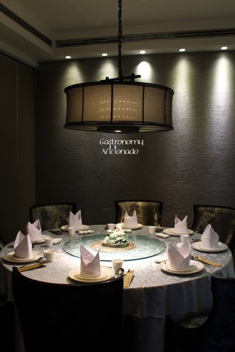 Tien Chao - Private Dining Room