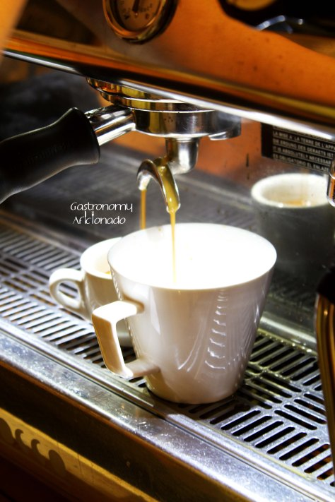 Yellow Truck Cafe - Espresso