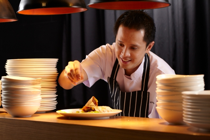 Mix Master: An Interview with Chef Hengky Efendy of The Belly Clan (Tiger Tales Indonesia, Oct-Dec 2013)