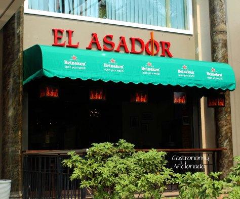 El Asador - Facade