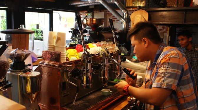 Kahvehane: Giyanti Coffee Roastery