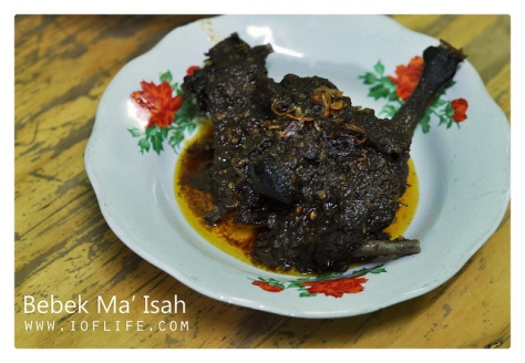 Bebek Mak Isa (photo courtesy of IOFLife)