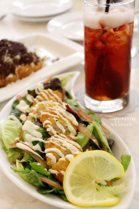 Madame Lily's Cafe (PI) - Dory Salad
