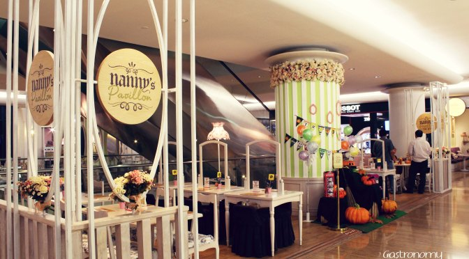 Quikskoop™: Nanny's Pavillon (2013) (Farrago Indonesia & Plaza Indonesia – Nov 1, 2013)