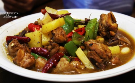 Daging Ayam Porsi Besar