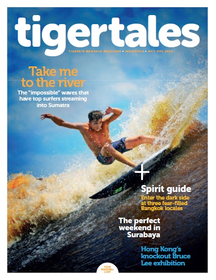 Tiger Tales Indonesia Oct 2013 - Cover