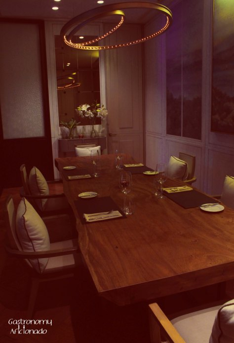 Cassis - Private Dining Room