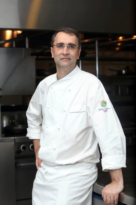 Chef Jerome Laurent
