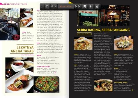 Linked Nov 2013 - The Hispanic Culinary Trail in Jakarta