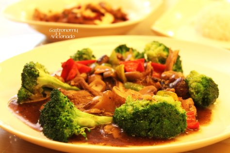 Loving Hut - Broccoli Lada Hitam
