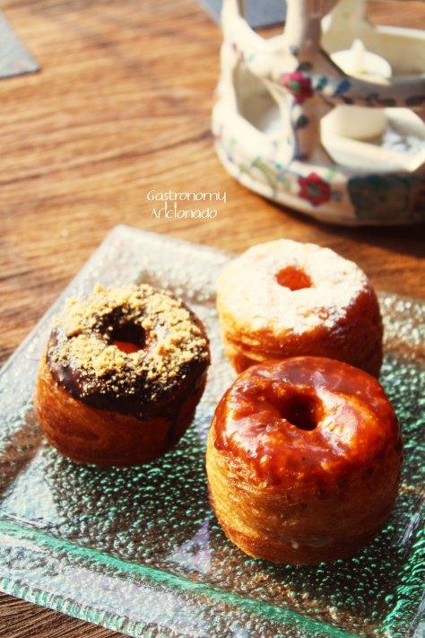 Chef Maya's cronuts!