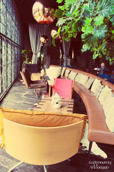 Otel Lobby - Lounge