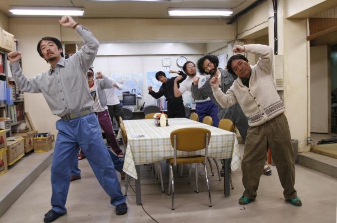 Foodie Flicks: The Chef of South Pole (Nankyoku Ryourinin) (2010)